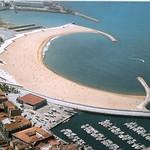 Playa de Poniente (Gijon)