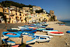 Boats of Cetara - Amalfitan Coast - Italy
