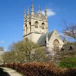 Chapel, Merton College, Oxford