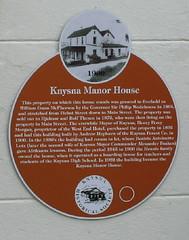 Photo of Edward Codrington brown plaque