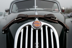 Jaguar XK140, Badge