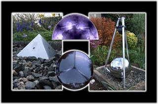 Solargraph Sculptures