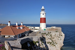 Europa Point lighthouse 1