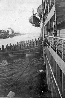 HMTS Plassy egypt 1923
