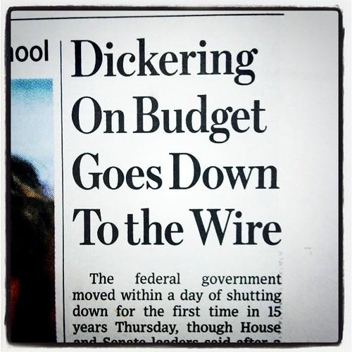 #dickering via @WSJ