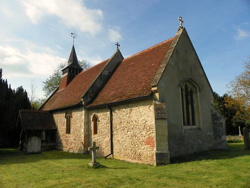 Church of All Saints, Radwell