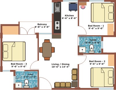 Four bedroom house plans design in south africa joy for Apartment plans south africa
