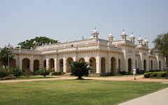 One of the four palaces