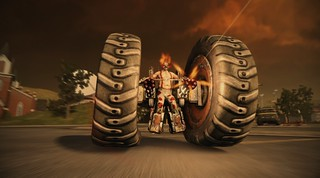 Twisted Metal: AXEL