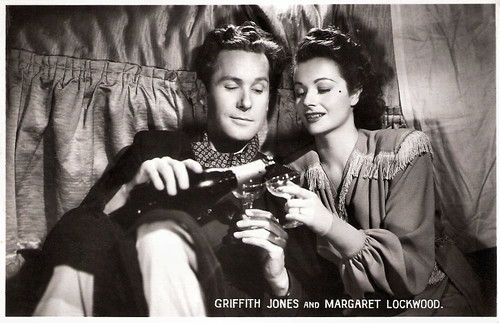 Margaret Lockwood, Griffith Jones