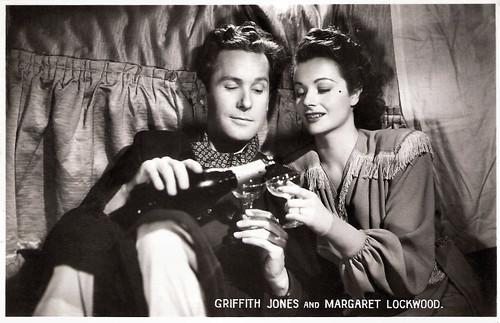 Margaret Lockwood, Griffith Jones