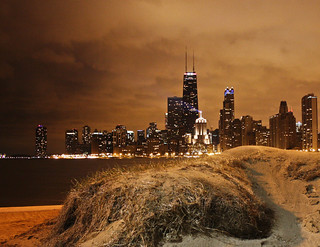 Chicago Through the Sands of Time