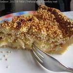 Bild zu Rezept ©Tarte mit Amaranth und Äpfeln 002