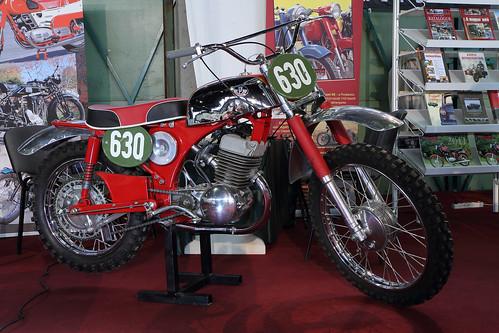 Pannonia MC68 motorcycle