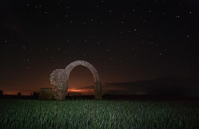 Las ruinas de la ermita II