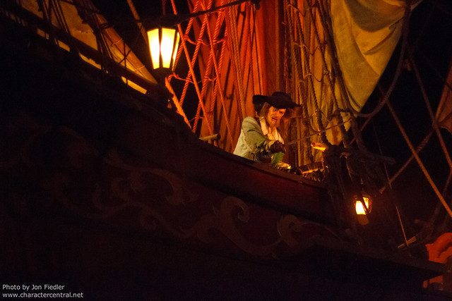 WDW April 2011 - Riding Pirates of the Caribbean
