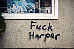 Fuck Harper