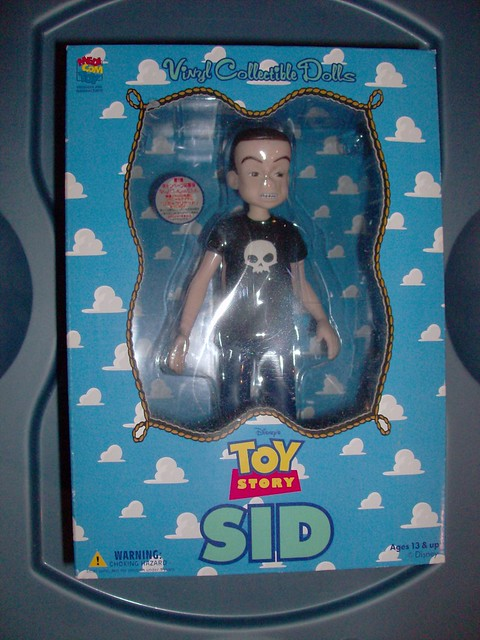 Sid from Toy Story | Sid doll/action figure from first Toy ...