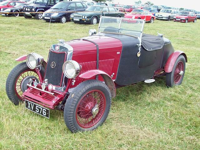 264 Lea Francis Hyper TT S Type (1928-31)