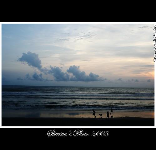 canoneos350d 台南黃金海岸 20050611 efs1855mmf3556ii 六月的心情 天空海闊 烏雲來 端午時節 雨霏霏