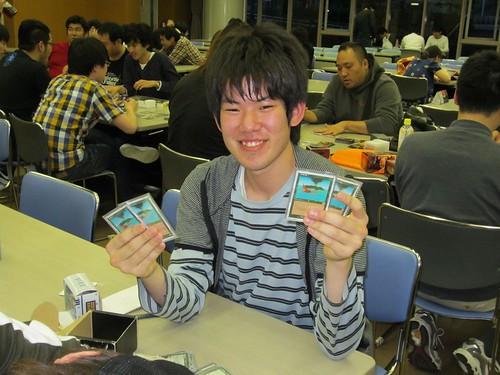 LMC Yoyogi 341st Champion: Uzawa Yuichi