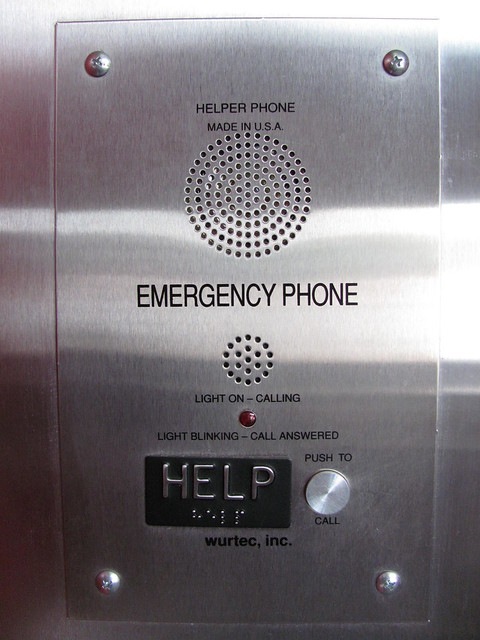 Otis Series 1 Custom Emergency Phone Flickr Photo Sharing