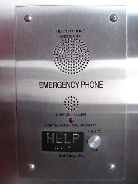 Otis Series 1 Custom Emergency Phone Flickr Photo Sharing