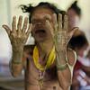 Shot in Siberut,