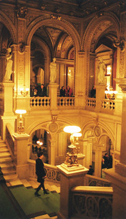 grand staircase 2001