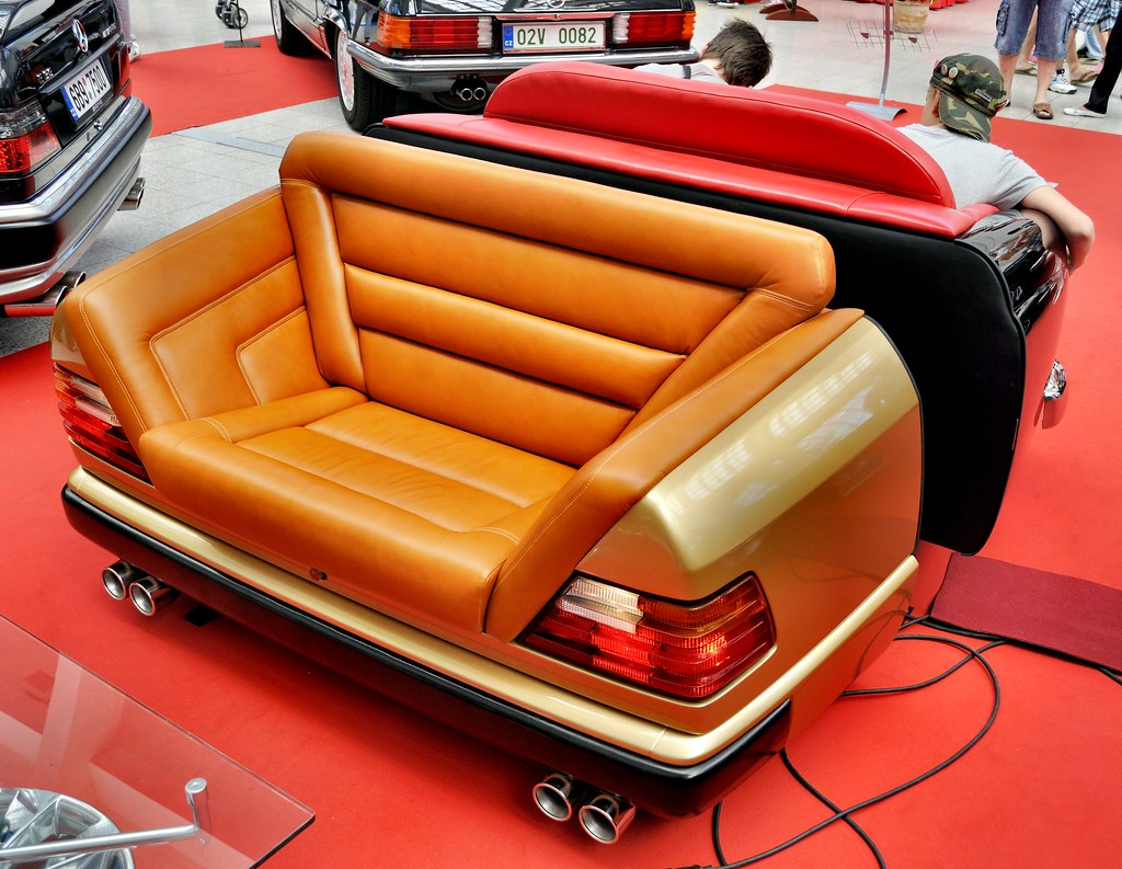Mercedes Benz Twin Couch Thomas T Flickr