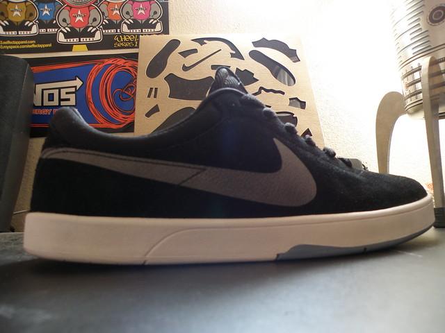 Dark Gray Nike Running Shoes