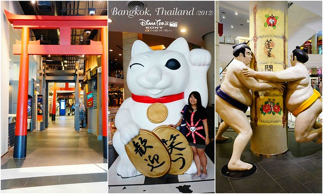 Day 2 Bangkok, Thailand - Terminal 21 Tokyo 01