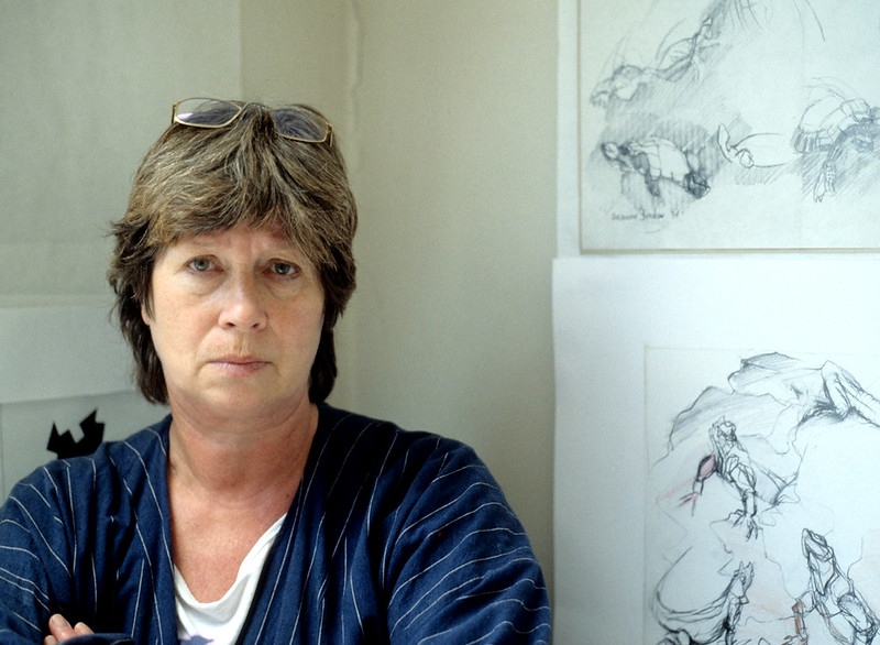 susanne becker (1941 - 2014)