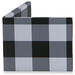 DY-537 Black Plaid portrait