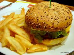 hamburger maxi