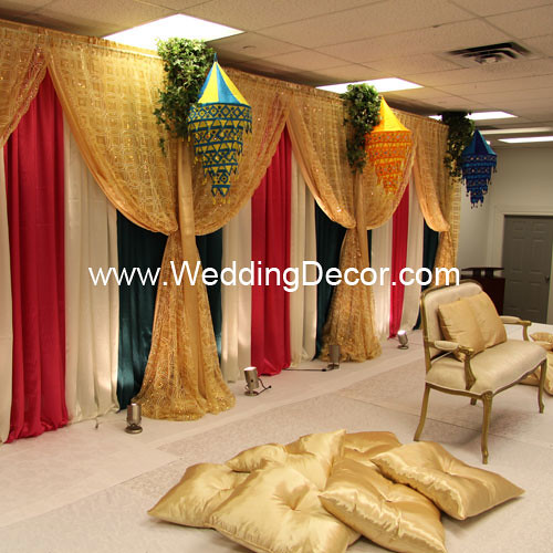 Mehndi Backdrop Ideas : Sangeet mehndi decor flickr photo sharing
