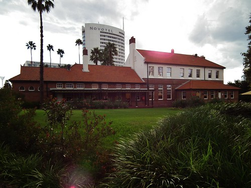 Abattoir Heritage Precinct - Sydney Olympic Park, Homebush Bay NSW