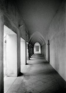Nave claustro (analógica)