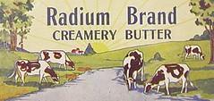 Radium Butter