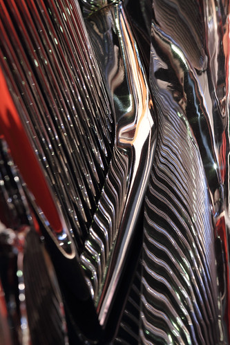 Grille reflections