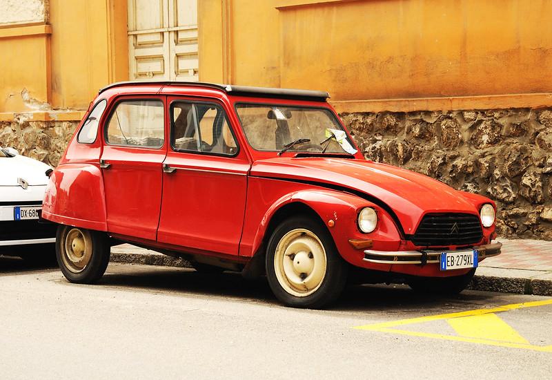 Citro 235 N Dyane 6 Weekend 1967