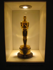 "Oscar for ""An American in Paris"" on display at the TCM Classic Film Festival at the Mann's Chinese 6"