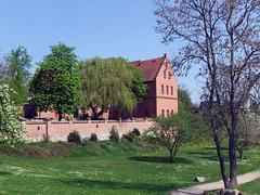 Burg Penzlin April 2011