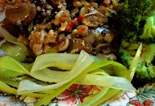 Nutrisystem Mushroom Risotto