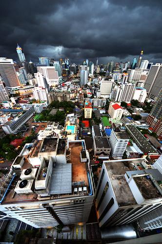 Thaïlande climat août