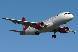 Virgin America N626VA