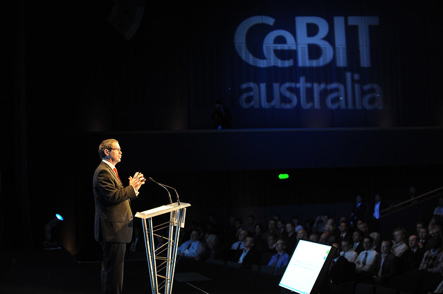 CeBIT Australia 2011 - Plenary Session - 31/05/2011