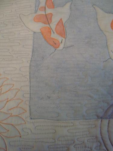 Brit Quilt Swap panel