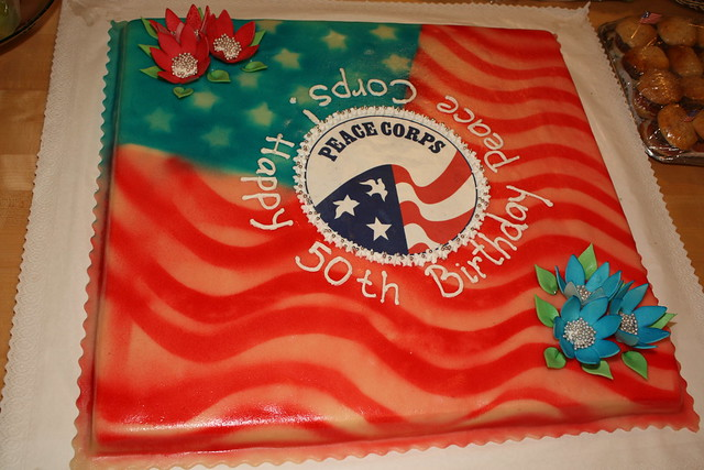 50th Anniversary of U.S. Peace Corps, June 7, 2011