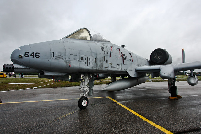 USA - Air Force - 82-0646 - Fairchild A-10A Thunderbolt II